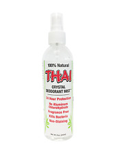100% NATURAL THAI CRYSTAL MIST SPRAY DEODORANT (8oz)