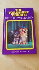 Vintage Yorkshire Terrier Book