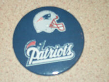 NEW ENGLAND PATRIOTS-, NFL COLLECTORS BUTTON