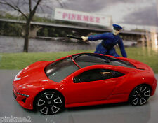 2013 Hot Wheels '12 ACURA NSX CONCEPT 2012☆New RED variant☆Loose☆