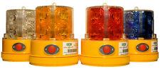 B24LPS Beacon Truck Trailer Boat 24LED Warning Safety Light Amber 6V 12V 24V 36V