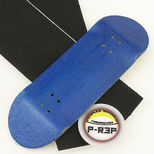 Peoples Republic - 32MM Wooden Fingerboard Deck - Blue Extra Wide