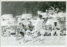 Kent & England cricketer COLIN COWDREY signed photo