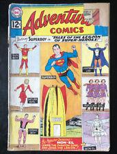 Adventure Comics 300 Sept 1962 DC Comics Legion Of Super-Heroes Begins LOW GRADE