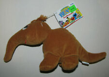 Tyco Beans Sesame Street Snuffleupagus Stuffed Toy Plush Vintage 1997