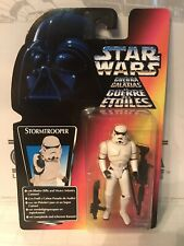 Star Wars The Power Of The Force Stormtrooper Tri-Logo