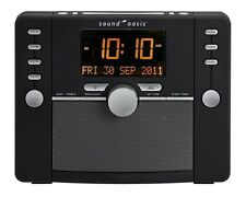Sound Oasis S-5000 Deluxe Sleep Sound Therapy System with Stereo Radio
