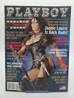 Playboy Magazine January 2002 Joanie Laurer Chyna WWE Kiss Gene Simmons
