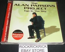 THE ALAN PARSONS PROJECT - EYE IN THE SKY -10 TRACK CD-