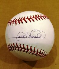 Gary Sheffield signed Official MLB ball Sheffield Auth Holo - Dodgers, Yankees