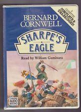 Sharpe's Eagle: Complete & Unabridged by Bernard Cornwell (Audio cassette, 1989)