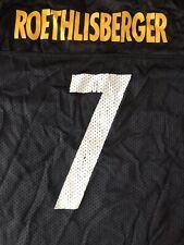 Reebok Pittsburgh Steelers Ben Roethlisberger Boys XL Football Jersey