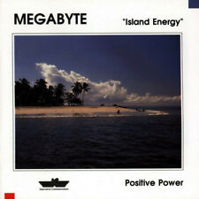 MEGABYTE = Island Energy = CD = NEW AGE DOWNTEMPO NU JAZZ!
