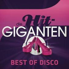 Die Hit Giganten-Best Of Disco von Various Artists (2013)