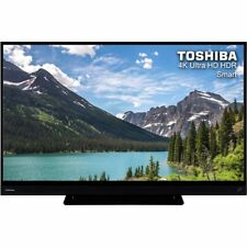 Toshiba TV 43T6863DB 43 Inch 4K Ultra HD A+ Smart LED TV 3 HDMI
