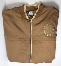 Nike AF-1 XL 2007 Cloverdale 410 Baltimore Short Sleeve Zip Up Warmup Jacket