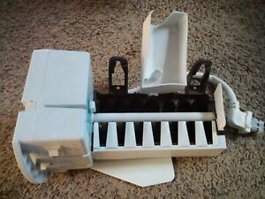 GE Ice Maker Refrigerator Freezer Icemaker Kit IM-1  4 components included NR