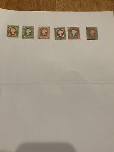 heligoland stamps