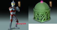 Bandai Ultraman Luminous 4 Figure Gashapon Ace & Tank 2 pcs