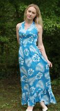Vestiti da donna floreale in paillettes taglia M