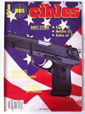 CIBLES n°221 du 8/1988; Ruger P 85/ Merkuria CO2/ Bretton Cal.12/ Armes Japonais