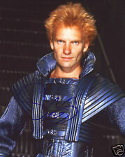 STING AUTOGRAPH SIGNED PP PHOTO POSTER