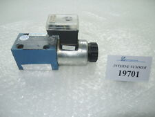 3/2 way valve Sn. 141.289, Rexroth No. 3We 6 B73-61/Eg24N9K4, Arburg used spares