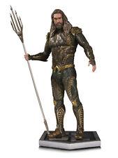 """JUSTICE LEAGUE -  Aquaman 13"""" Statue (DC Comics) #NEW"""