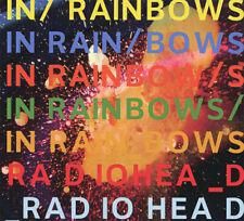 Radiohead - In Rainbows CD - Deluxe Digipak Edition - Sealed new album