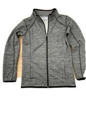 Boys Columbia Fleece Lined Jacket Size Junior M (10-12)