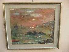 Marina Livorno Castiglioncello pittore Piserchia Luigi Foggia 1915 Roma 1996