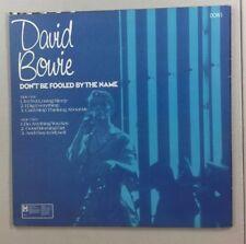 DAVID BOWIE DON'T BE FOOLED BE THE NAME VINYL ALBUM LP V2