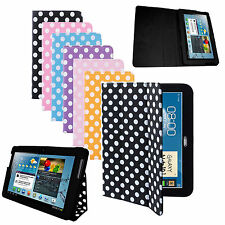 "High Quality PU Leather Samsung Galaxy Tab2 10.1"" P5100 P5110 Smart Stand Cover"