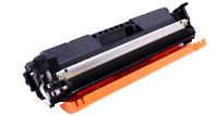 1 x Generic HP17A CF217A black toner cartridge for HP Pro M102 M130 with CHIP