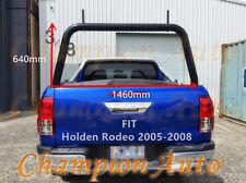 3'' Black Powder Coated Steel Ladder Rack Fit Holden Rodeo 2005-2008