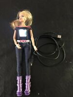 EUC Mattel Barbie Doll Photo Fashion Built in Digital Camera Pictures + Cable