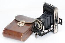 Agfa 127 Film Folding Camera with 75mm f/3.9 Lens (2417BL)