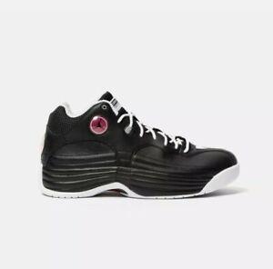 Air Jordan Jumpman Team 1 Black White CV8926-002 Basketball Shoes Men's Size 11