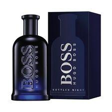 Hugo Boss Bottled Night 200ml Men's Spray Boxed Ref147