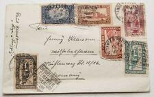 Brief Marokko 1931