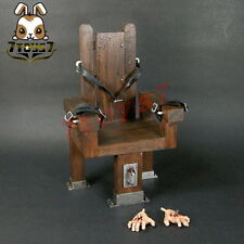 DAM Toys 1/6 Gangsters Kingdom Heart A Billy_Torture chair + nailed hands_DM068M