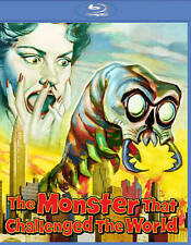 The Monster That Challenged the World (Blu-ray Disc, 2015)