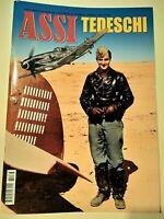 Assi Tedeschi Suppl.Aerei nella Storia n.63 Dicembre/Gennaio 2008 64 pag.