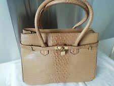 Kelly bag style, 38 x 29 x 15 cm
