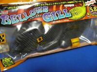 Geecrack BELLOWS STICK  5.8inch 6pk Soft Plastic Bait any color