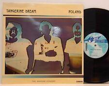 Tangerine Dream        Poland        Warsaw Concert         DoLp        NM  # 43
