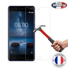 Protection d'Ecran en Verre Trempé Contre les Chocs pour Nokia 8