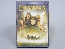 The Lord Of The Ring  THE FELLOWSHIP DVD Movie