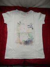 Tee-shirt fille 6 ans