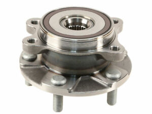 For 2017-2018 Toyota Corolla iM Wheel Hub Assembly Front 12695FF
